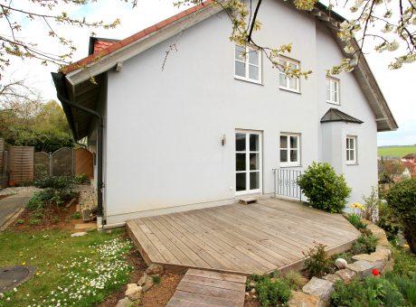 Wunderschönes Einfamilienhaus im Grünen